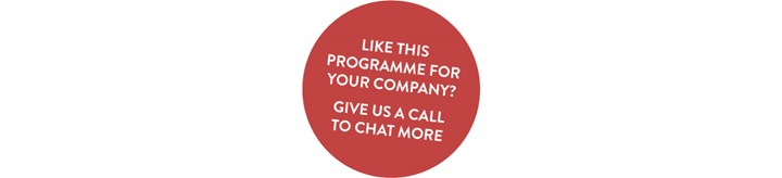 like this programme for your company? call us